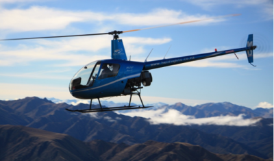 ZK-HMU. Courtesy of Wanaka Helicopters Limited.