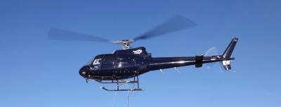 AS350 BA, ZK-HKW (Credit: Way To Go Heliservices)