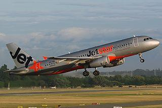 A Jetstar A320 - generic photo. By Eugene Butler, Wikimedia Commons