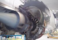 Unmodified Rolls-Royce Trent 1000 engine