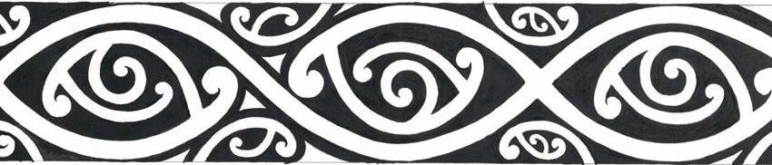Our Kōwhaiwhai Māori Scroll Designs TAIC Impressive Maori Patterns